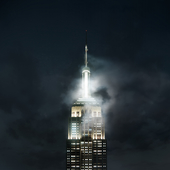 American, New York, Empire State Building