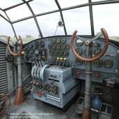 Junkers Ju-52. Интерьер