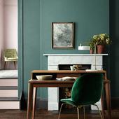green interior (сделано по референсу)