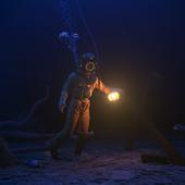 Three bolt diver