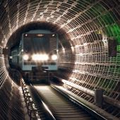 диггерам которые любят туннели и поезда метро