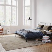 Bedrooms (сделано по референсу)