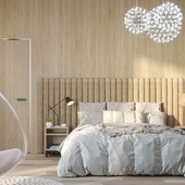 Спальня для юной девушки