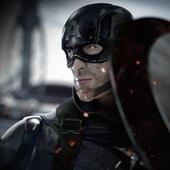 Captain America. Civil war suit