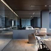 Minimal Modern Office