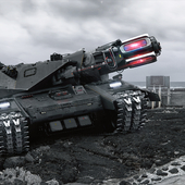 EVOLVED SIEGE TANK