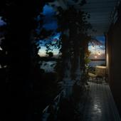 Вечер на веранде