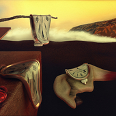 Salvador Dali vs Я