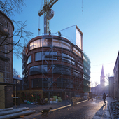 School of Architecture at the Royal Institute of Technology in Stockholm