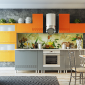 визуализация кухонь для каталога