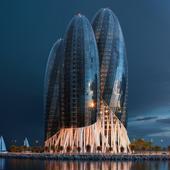 Hermit Tower. Dubai
