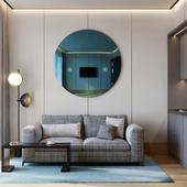 Aparthotel interior