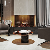Living Room Area Design