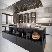 Дизайн кухни для каталога.