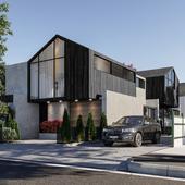 Визуализация частного дома в Австралии