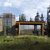 Weigel Residence (сделано по референсу)