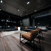Charismatic interior (сделано по референсу)