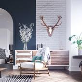 S C A N D I N A V I A N | Interior Shots of a Residential Villa