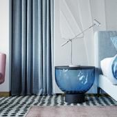 Color boom bedroom
