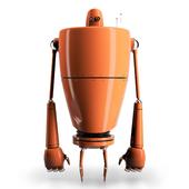 The Orange Robot