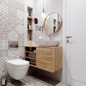 Scandi Bathroom