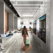 LOS ANGELES WORLD AIRPORTS   PLAZA PREMIUM LOUNGE