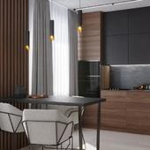 Квартира студия из однокомнатной квартиры