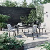 Outdoor Furniture Visualization