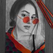 realtic portrait
