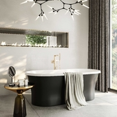 Bathrooms for catalogue