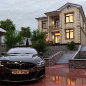 Проект частного дома.