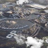 The concept of scientific city