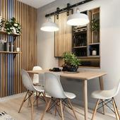 Дизайн кухни. V-ray 3.6