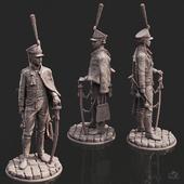 Трубач Энского гусарского полка