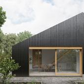 Barn Rijswijk, Workshop architecten (сделано по референсу)