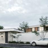 Private house in samarkand