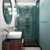 Bathroom (работа по референсу)