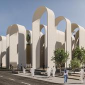 Barjeel Museum for Modern Arab Art in Sharjah