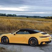 Porsche 911 carrera s Cablio
