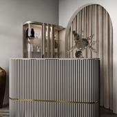 Визуализации салона красоты для Novikova Design, г. Белгород