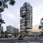 Multifunctional building