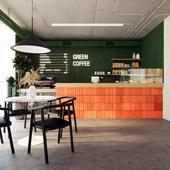 GREEN COFFEE   coffee shop