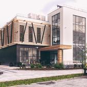 Business centre