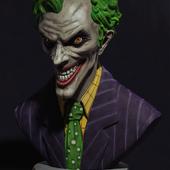 Фигурка Джокера для 3D-печати