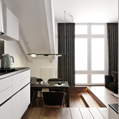 Guy's apartment