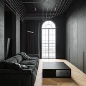 Op.Tima - Studio Apartment / 2020