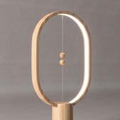Heng balance lamp visualization