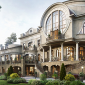 House in Art Nouveau