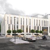 Multifunctional center Zvyagino