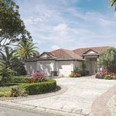 Жилой дом Флорида